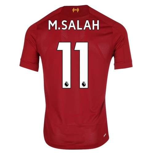 MAILLOT LIVERPOOL SALAH DOMICILE 2019-2020