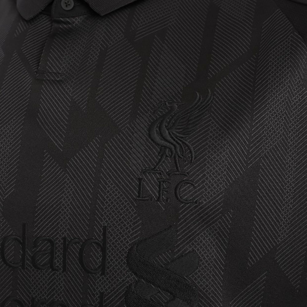 """MAILLOT LIVERPOOL EDITION LIMITEE """"BLACKOUT"""" 2019-2020"""