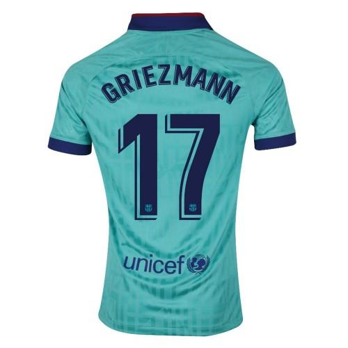MAILLOT FC BARCELONE GRIEZMANN THIRD 2019-2020