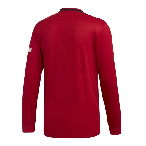 MAILLOT MANCHESTER UNITED DOMICILE MANCHES-LONGUES 2019-2020