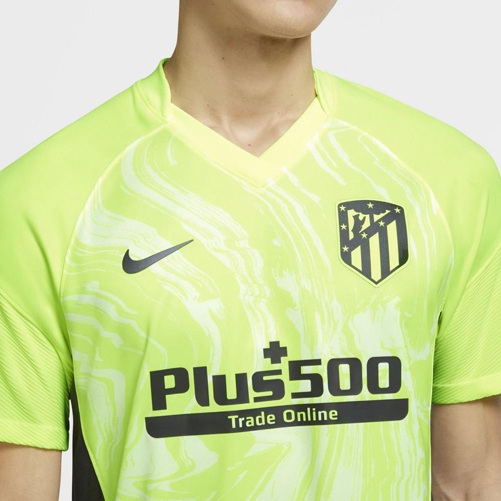 MAILLOT ATLETICO MADRID THIRD 2020-2021