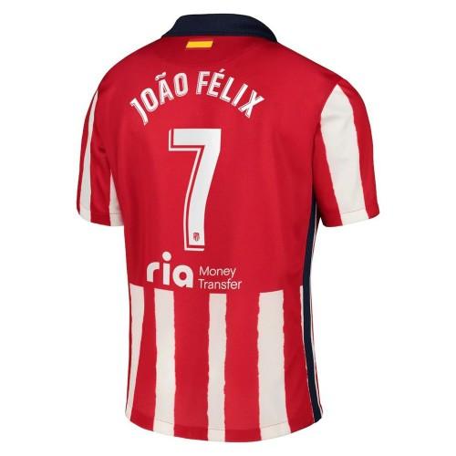 MAILLOT ATLETICO MADRID DOMICILE JOAO FELIX 2020-2021