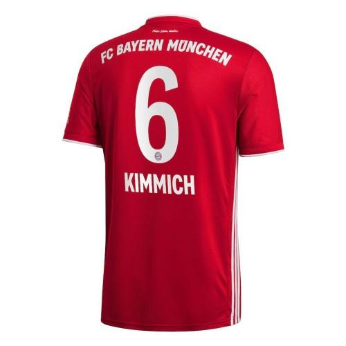 MAILLOT BAYERN MUNICH DOMICILE KIMMICH 2020-2021