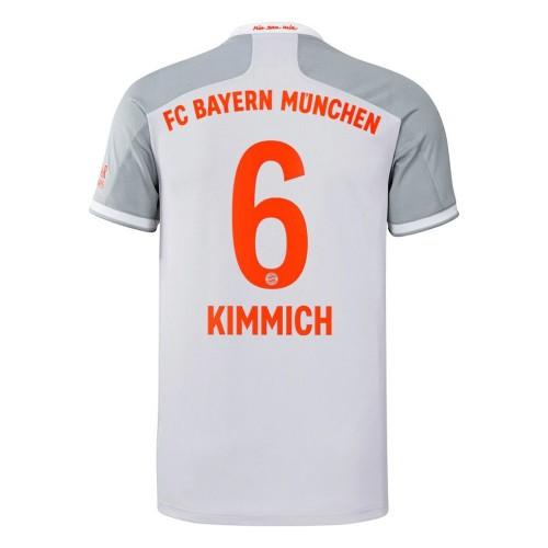 MAILLOT BAYERN MUNICH EXTERIEUR KIMMICH 2020-2021