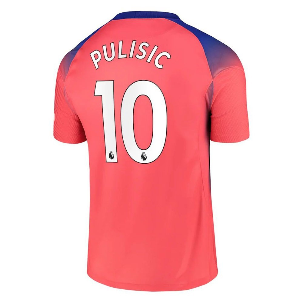 MAILLOT CHELSEA THIRD PULISIC 2020-2021