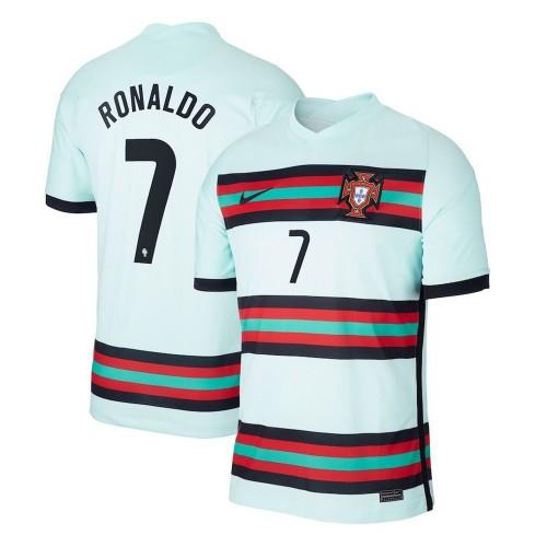 MAILLOT PORTUGAL EXTERIEUR RONALDO 2020-2021