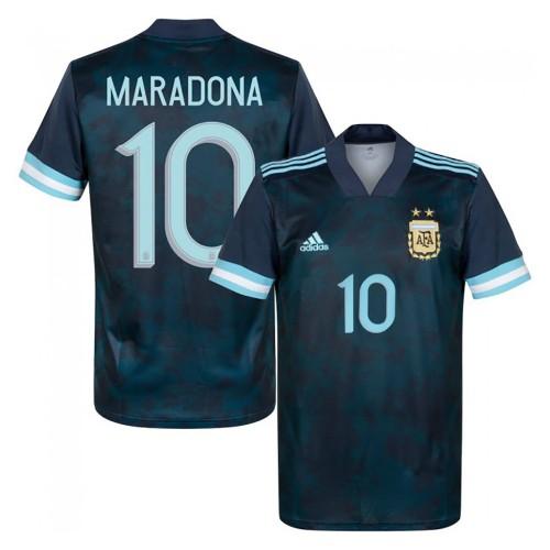 MAILLOT ARGENTINE EXTERIEUR MARADONA 2020-2021
