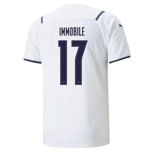 MAILLOT ITALIE EXTERIEUR IMMOBILE 2020-2021