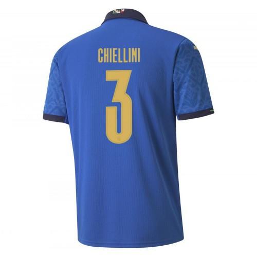 MAILLOT ITALIE DOMICILE CHIELLLINI 2020-2021
