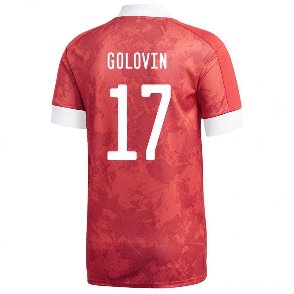 MAILLOT RUSSIE DOMICILE GOLOVIN 2020-2021