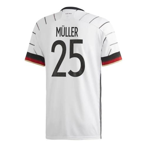 MAILLOT ALLEMAGNE DOMICILE MULLER 2020-2021