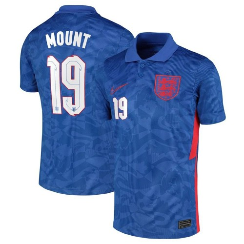 MAILLOT ANGLETERRE EXTERIEUR MOUNT 2020-2021