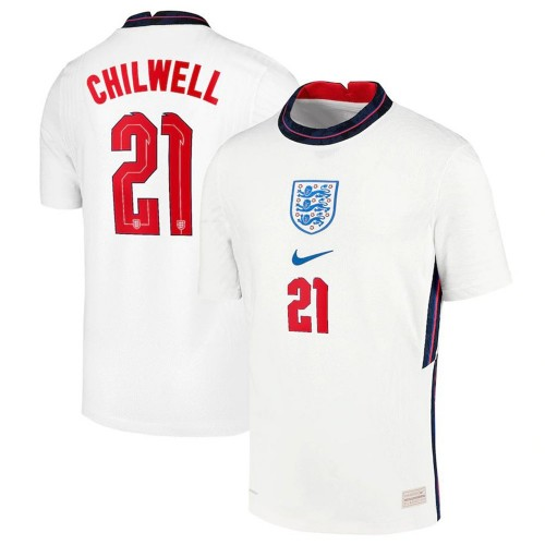 MAILLOT ANGLETERRE DOMICILE CHILWELL 2020-2021