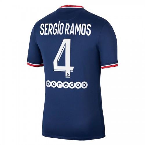 MAILLOT PSG DOMICILE SERGIO RAMOS 2021-2022