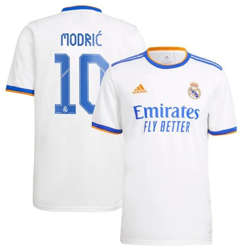 MAILLOT REAL MADRID MODRIC DOMICILE 2021-2022