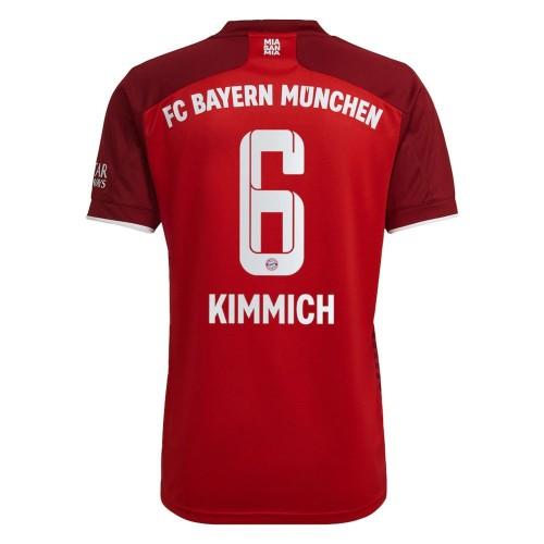 MAILLOT BAYERN MUNICH DOMICILE KIMMICH 2021-2022