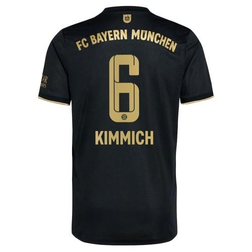 MAILLOT BAYERN MUNICH EXTERIEUR KIMMICH 2021-2022