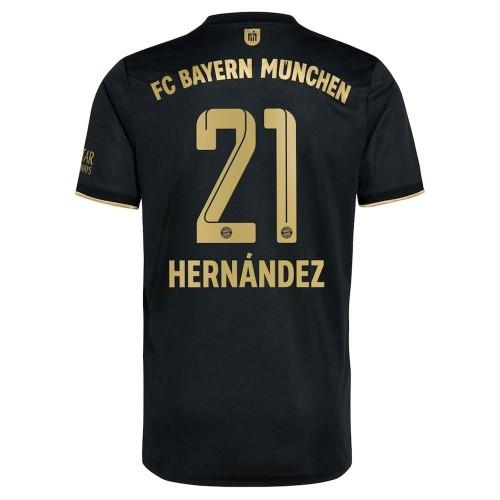 MAILLOT BAYERN MUNICH EXTERIEUR HERNANDEZ 2021-2022