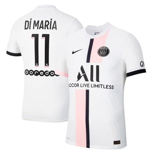 MAILLOT PSG EXTERIEUR DI MARIA 2021-2022