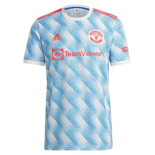 MAILLOT MANCHESTER UNITED EXTERIEUR 2021-2022