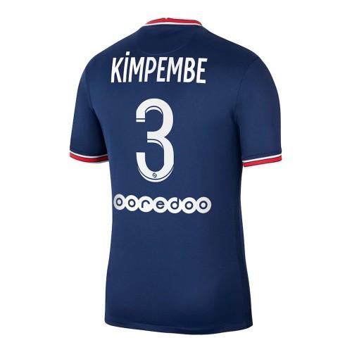 MAILLOT PSG DOMICILE KIMPEMBE 2021-2022