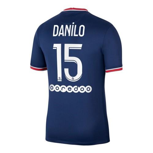 MAILLOT PSG DOMICILE DANILO 2021-2022